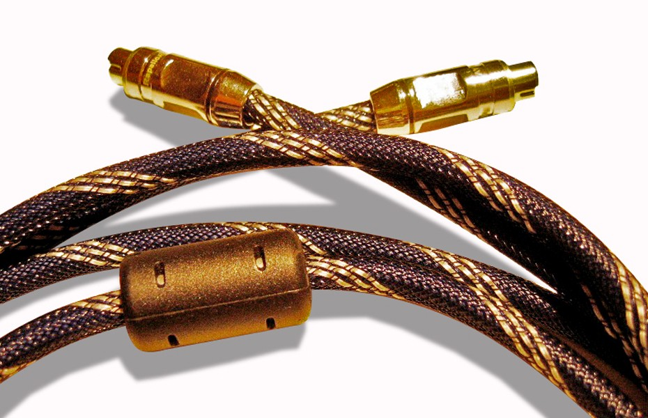 3M RapalloAV High End S-Video Cable