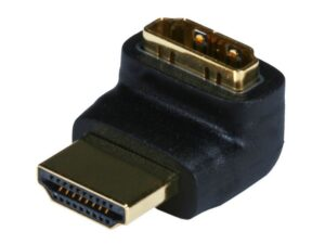 HDMI Right Angle Adapter - (Male to Female) 270 degree