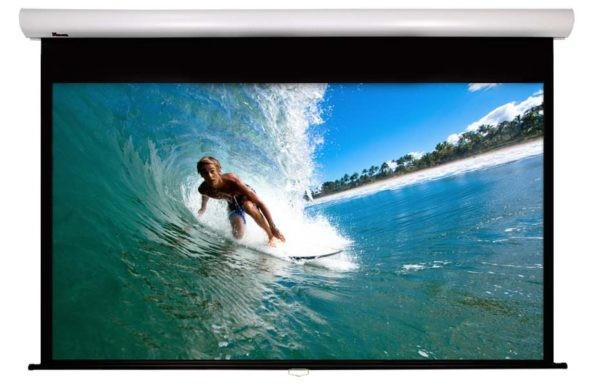 92 inch Nova 16:9 Manual Pull Down Screen