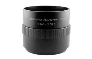 Schneider Cine-Digitar 1.33x XL Stretch Anamorphic Lens