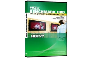 HQV Benchmark DVD - PAL