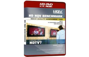 HD HQV Benchmark HD-DVD