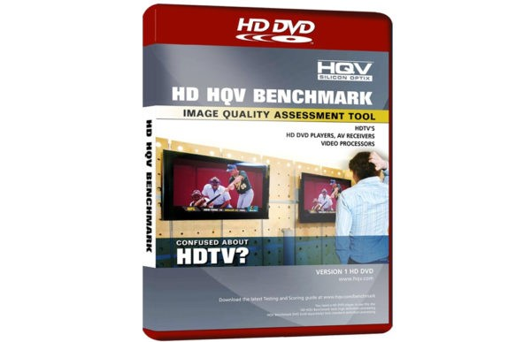 HQV Benchmark DVD - NTSC