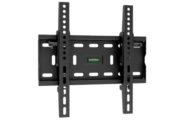 "Brateck Tilting TV Wall Bracket - Ultra-Slim Low Profile - Max 75kgs - 17""~37"""