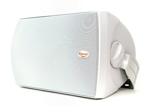 Klipsch AW-650 Outdoor Speaker - White (Pair)-0