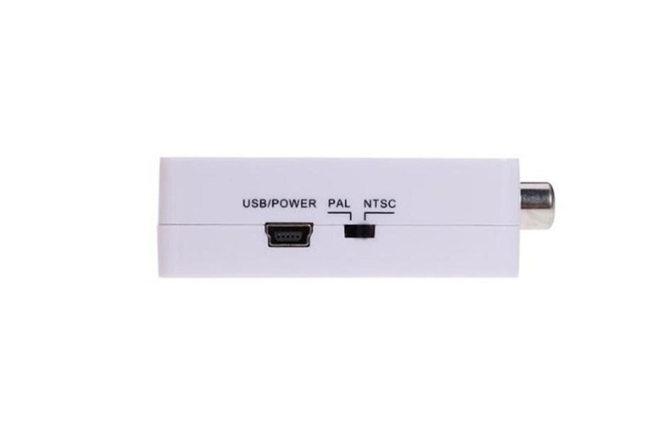 HDMI to AV-CVBS-RCA Mini Converter