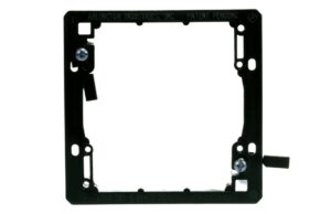 Wall Plate Double Gang Mounting Bracket
