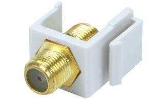 Keystone Jack - Modular F Type