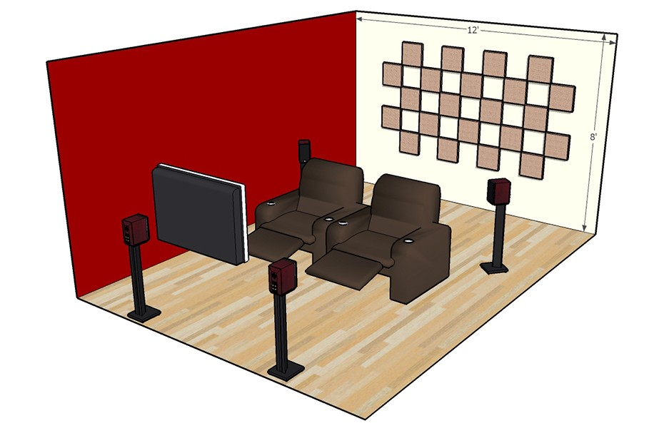 Acoustic Treatment and Sound Isolation