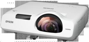 Epson EB-520 3LCD Short Throw Projector