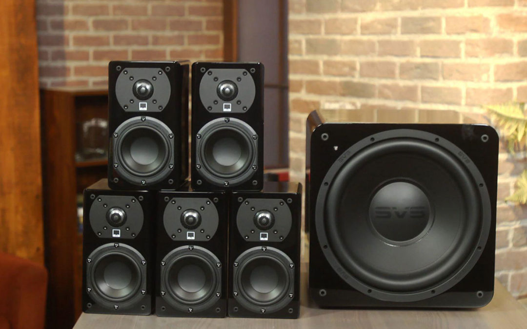 Introducing the SVS Prime satellite 5.1 Speaker System