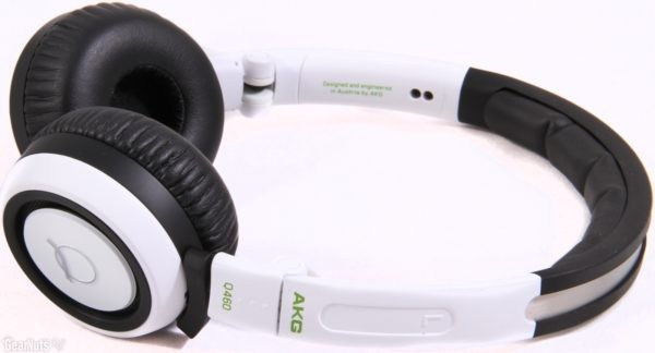 AKG Q460 White Headphones