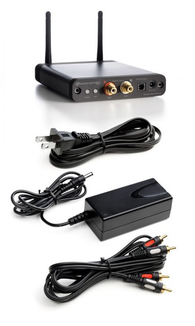 Audioengine D2 24-Bit Add-on Wireless DAC Receiver