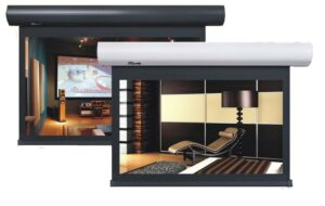 "100"" Indigo HD3-CSR Manual Screen 4:3"