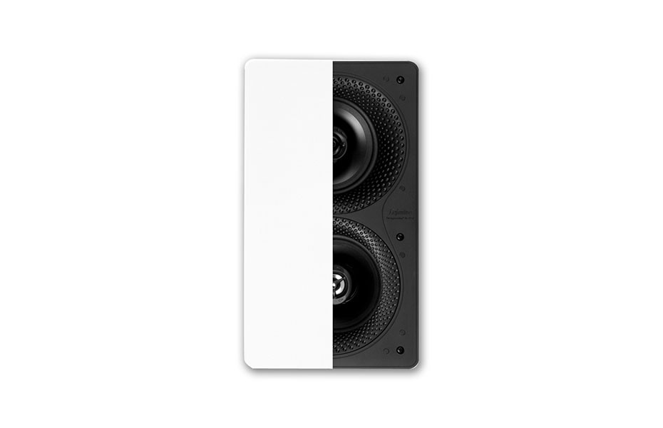 """Definitive Technology Disappearing Series Dual 5.5"""" In-wall Bipolar Surround Speaker (each)"""