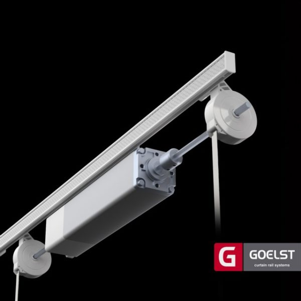 Goelst Electric curtain rails