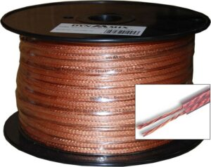 Oxygen Free Speaker cable 14 AWG 30 meters