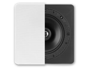 "Definitive Technology DI 6.5S Disappearing Series 6.5"" Square In-wall/Ceiling Speaker (single)"