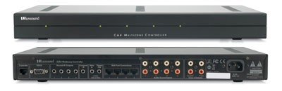 Russound Ca4 Multi Room Audio Controller Amplifier