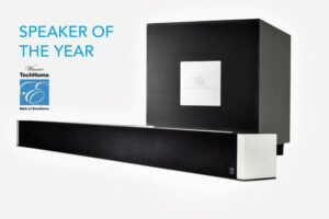 Definitive Technology W Studio Sound Bar System
