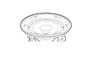 Q Acoustics Qi 65CB In-ceiling Background Speaker (singles)