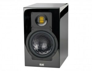 Elac BS 244.3 Bookshelf Speakers 2-way Bass Reflex