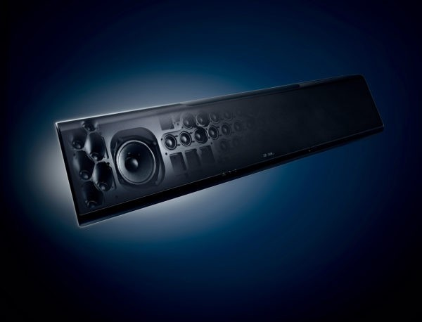 Yamaha YSP-5600 Digital Sound Projector