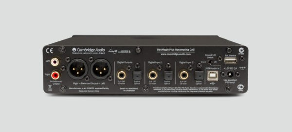 Cambridge Audio DACMagic +