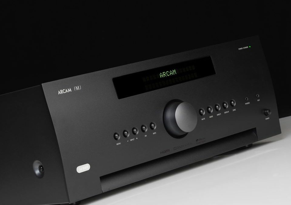 The AV receiver vs. Separates matchup