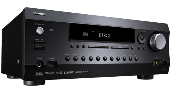 Integra DRX-4 7.2 Channel THX-Certified Network A/V Receiver