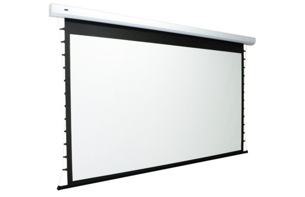 "100"" Indigo tab-tensioned 16:9 screen"