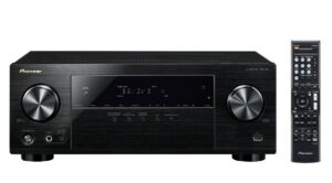 Pioneer VSX-531 5.1-Channel Receiver with HDCP 2.2, Bluetooth & USB
