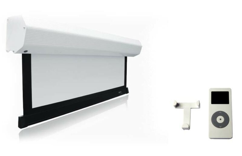 100 inch VistaView Electric 16:9 Motorised Screen