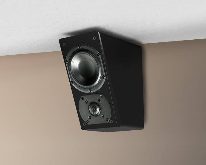 The case of height effect speakers