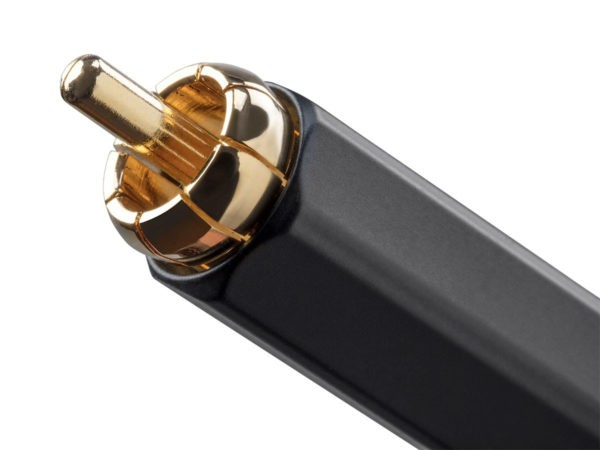 22M (75ft) High Quality Coaxial Audio/Video RCA to RCA