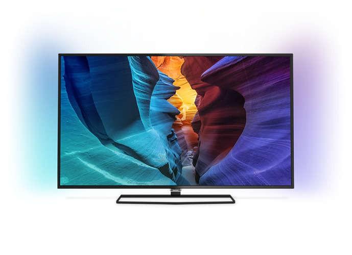 Philips 55PUT6800 4K UHD Slim LED TV