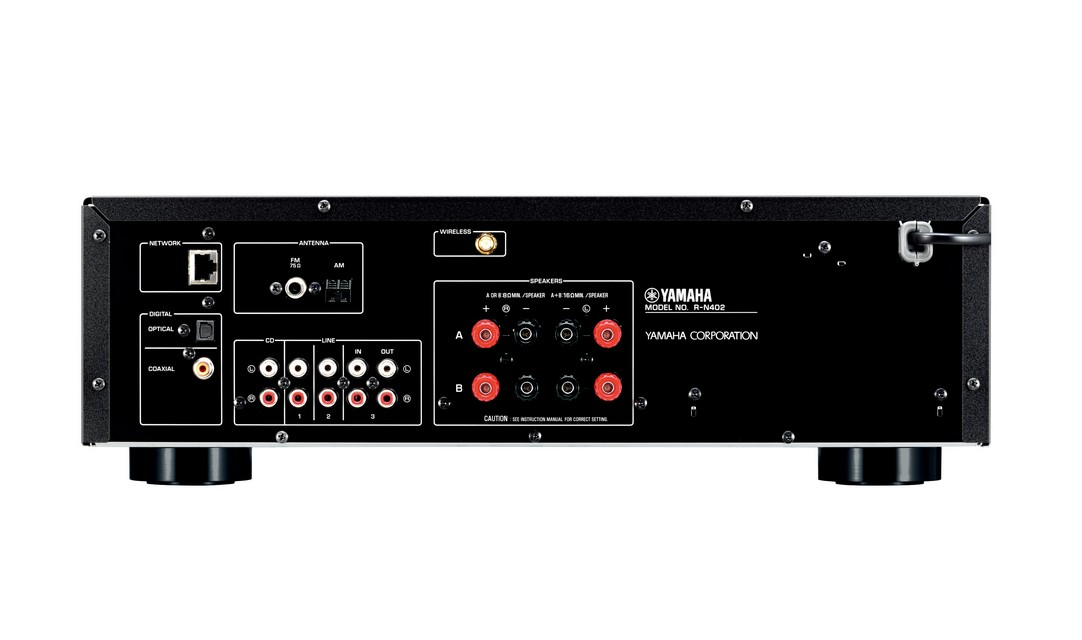 Yamaha R-N402 MusicCast Stereo Hi-Fi Network Receiver