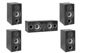 Elac Debut 5.0 Home Theatre Speaker Package (Series 2)