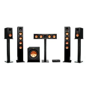 Klipsch Reference Premiere 5.1 HD Wireless Speaker Package