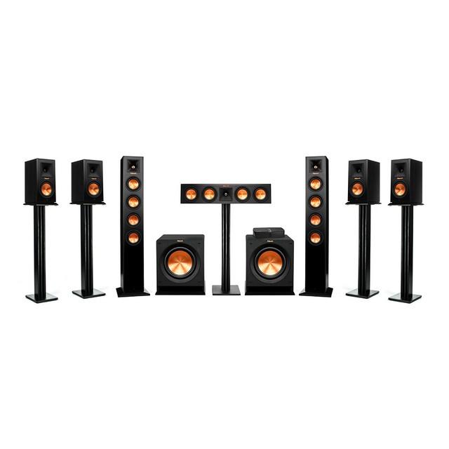 Klipsch Reference Premiere 7 2 HD Wireless Speaker Package