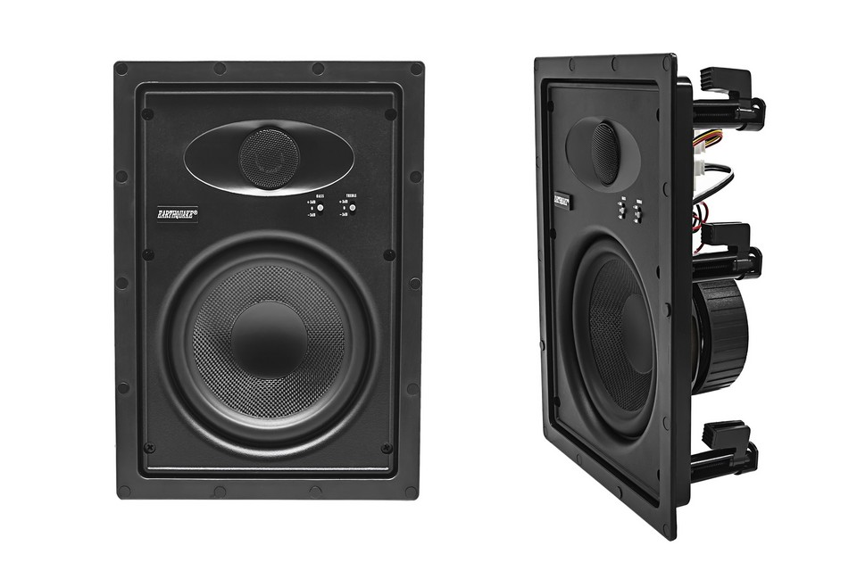 Earthquake Ews 800 8 Quot In Wall Speakers