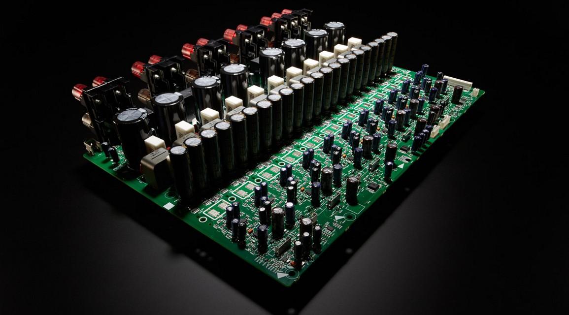 Pioneer SC-LX901 11 2-ch Class D3 Network AV Receiver