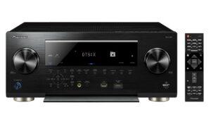 Pioneer SC-LX901 open w/ remote