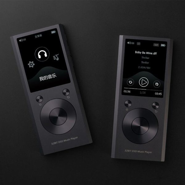 Aune M1s side by side