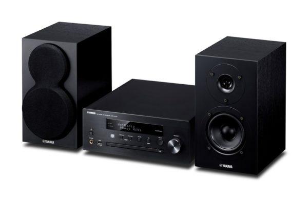 Yamaha MCR-N470 black