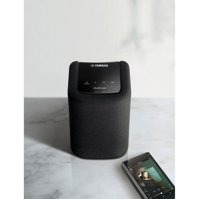 Yamaha WX-010 MusicCast Wireless Speaker
