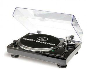Audio Technica AT-LP120-USB Black