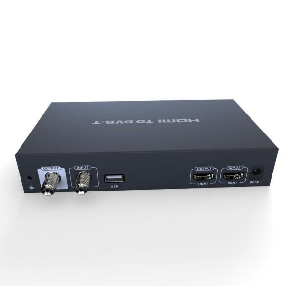 LENKENG HDMI to RF Digital Modulator