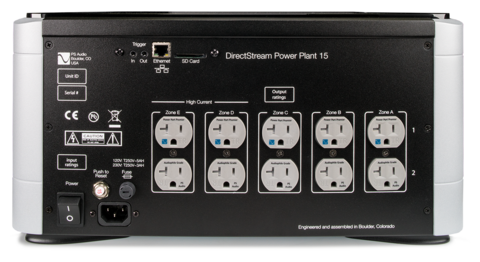 Ps Audio Perfectwave P5 Ac Power Plant