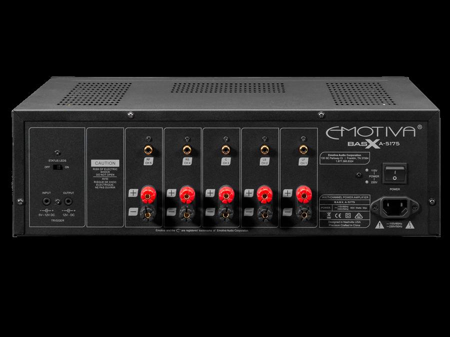 Emotiva A-5175 5-Channel Power Amplifier